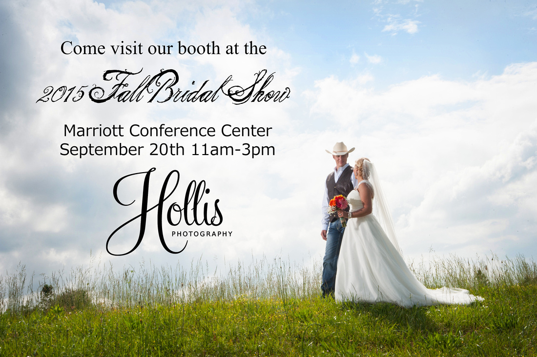 Happily Ever After Bridal Show at the Marriott Conference Center Florence, Alabama September 20th, 2015
